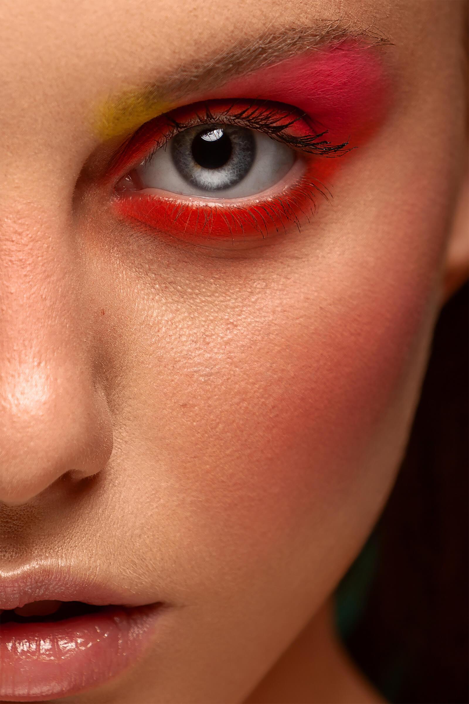 Anastasia Makeup Campaign Image Retouching